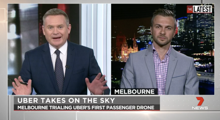 Uber Air 7 News Matthew Marino